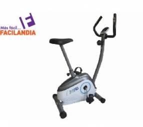 Bicicleta estática Tecno Fitness