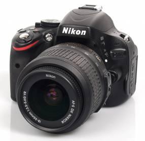 Cámara Réflex Digital Nikon D5100