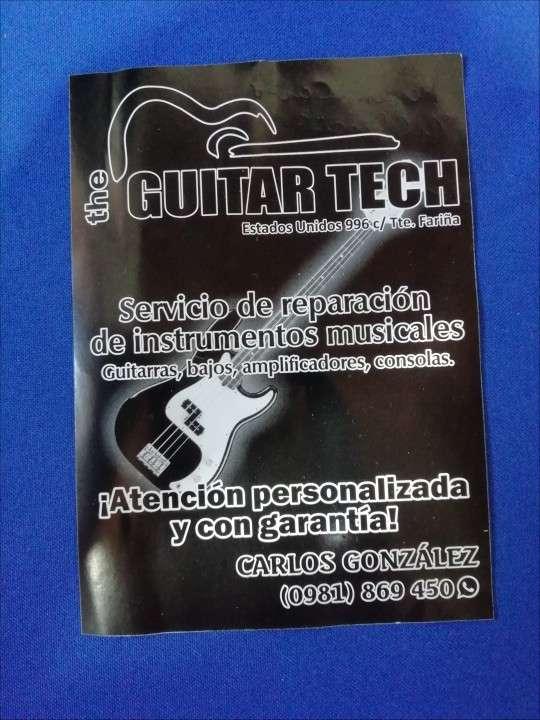 Guitarra eléctrica Crimson - 4