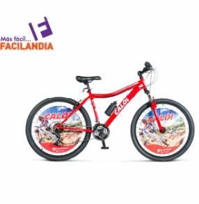 Bicicleta Caloi New Rider 26