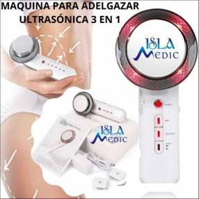 Máquina para adelgazar ultrasónica 3 en 1