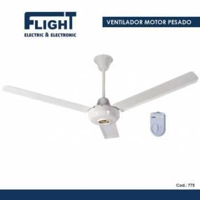 Ventilador de techo Flight motor pesado
