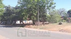 2 terrenos juntos en barrio Lérida San Lorenzo