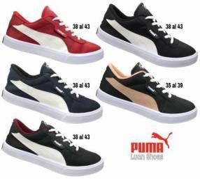Calzados Puma