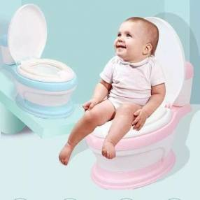 Mini inodoro para bebés