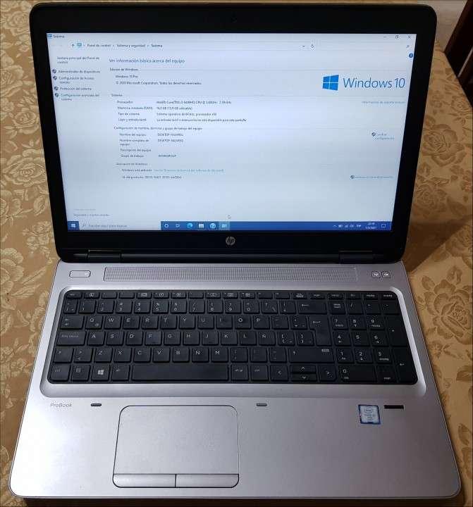 Notebook HP ProBook 650 G2 - 0