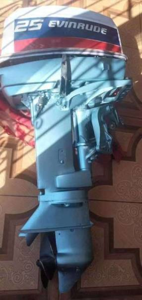 Motor para lancha Evinrude 25 HP
