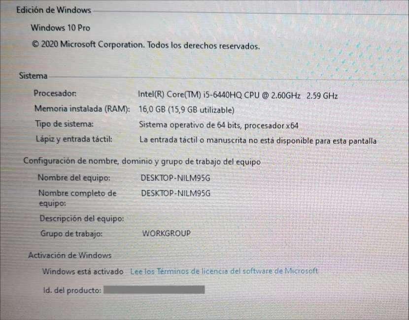 Notebook HP ProBook 650 G2 - 3