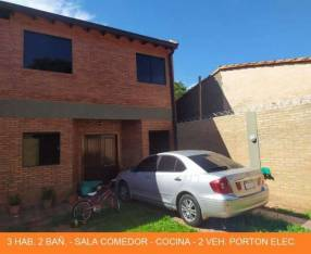 Duplex en Luque San Lorenzo laurelty