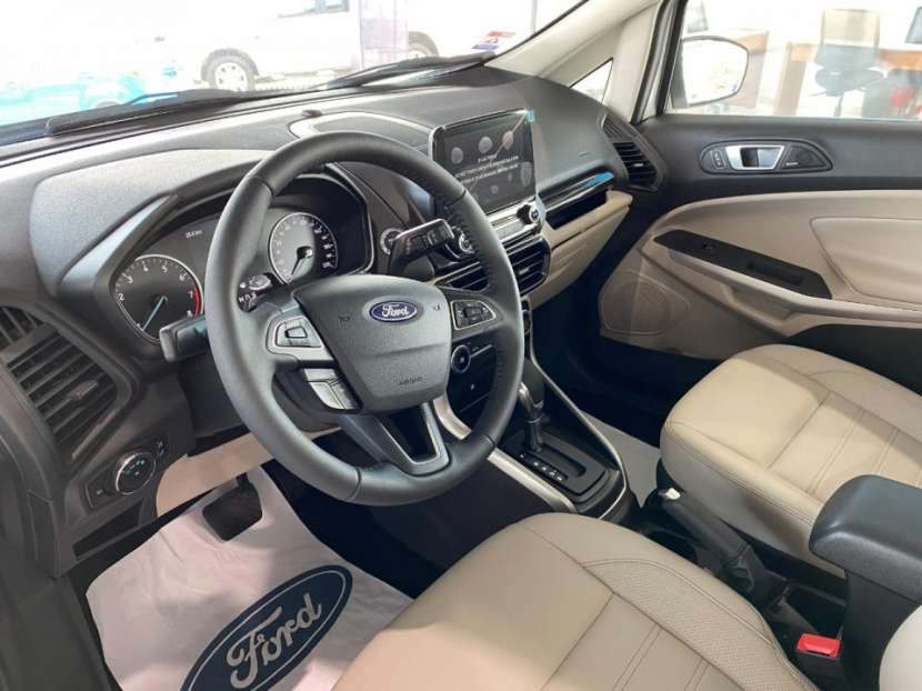 Ford ecosport - 1