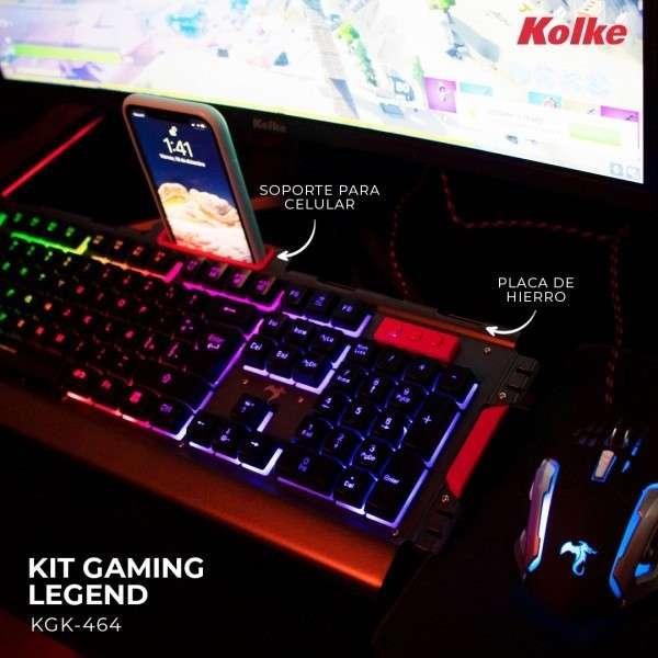 Kit gaming Kolke Legend KGK-464 - 1