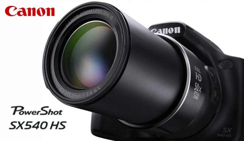 Cámara Canon PowerShot SX540 HS - 0