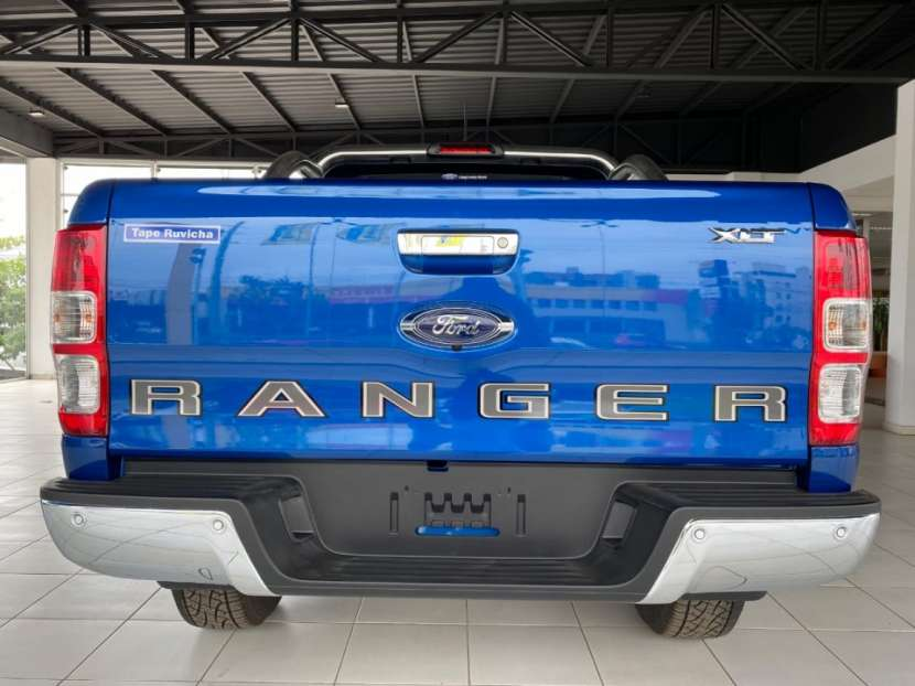 Ford Ranger XLT - 0