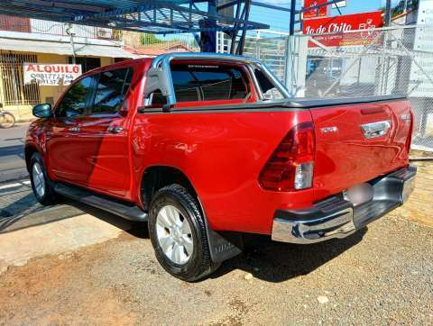 Toyota Hilux 2018 - 1