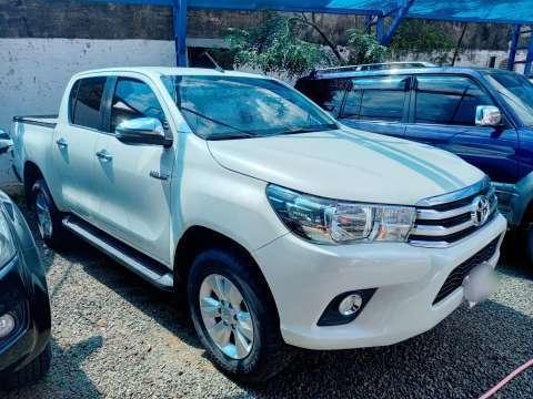 Toyota Hilux 2018 - 0