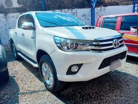 Toyota Hilux 2017 - 0