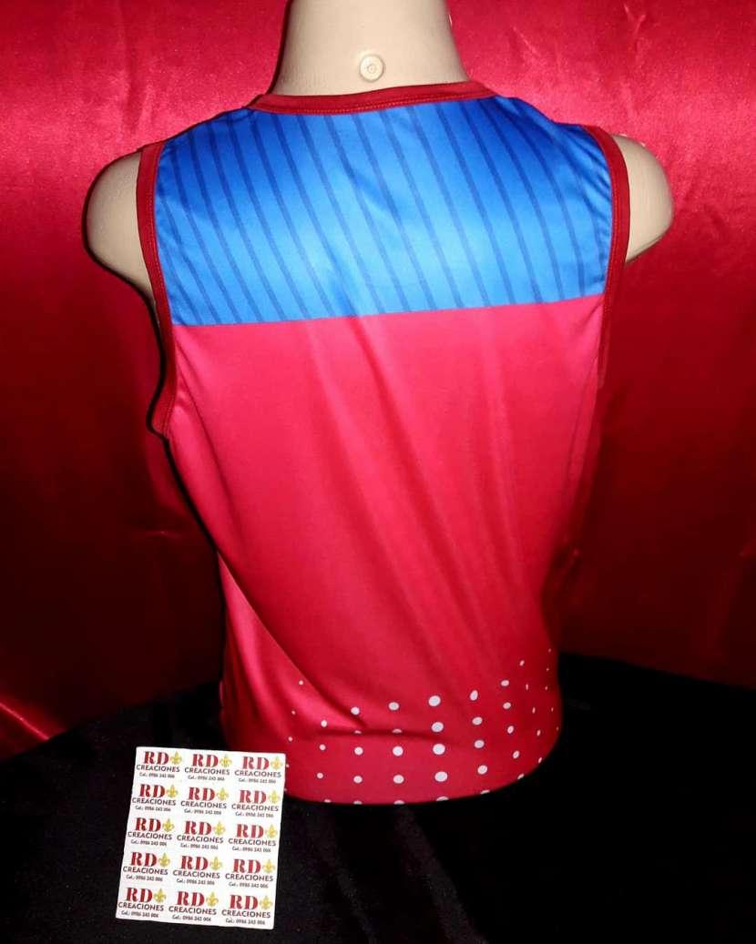 Musculosas y camisetas deportivas - 3