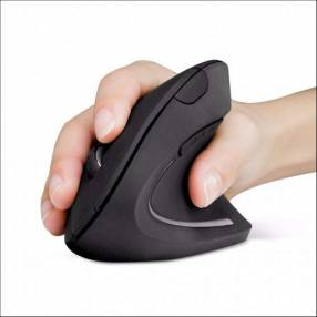 Mouse ergonómico wireless