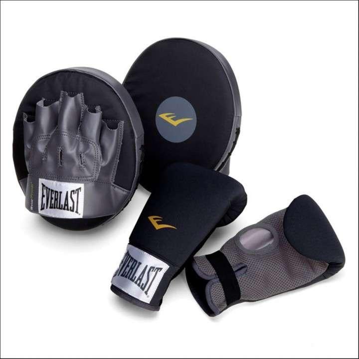 Kit de entrenamiento boxeo Everlast - 0