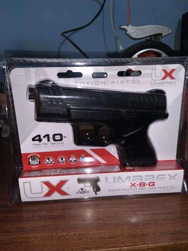 Pistola Umarex - 0