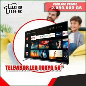 TV LED Tokyo de 50 pulgadas