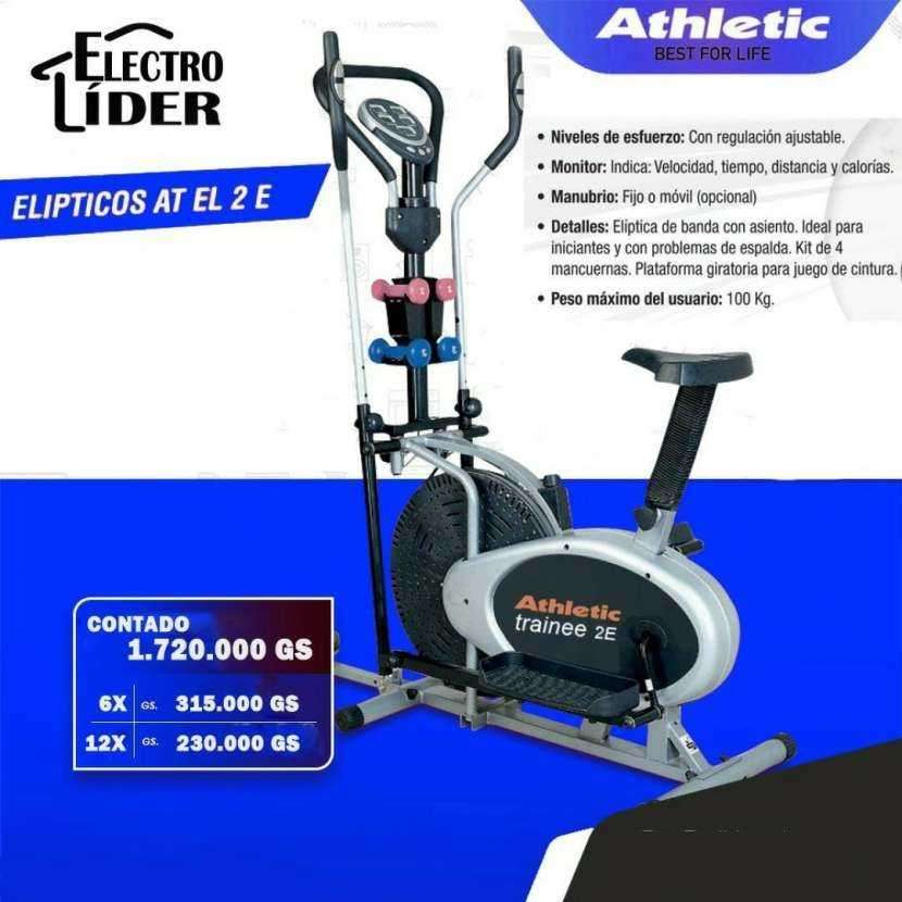 Elíptica Athletic Trainee - 0