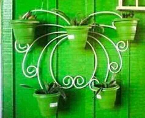 Porta planteras - 2