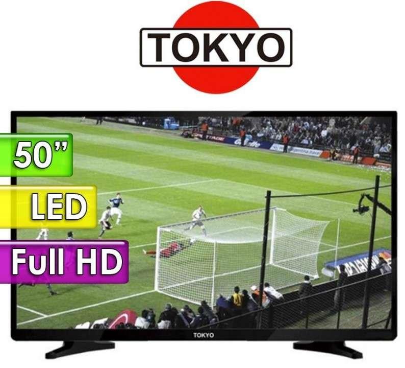 Tv tokyo 50″ led fhd digital - 1