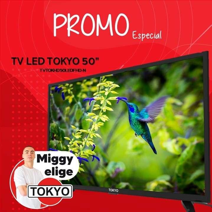 Tv tokyo 50″ led fhd digital - 0