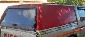 Cúpula para camionetas doble cabina