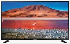 Smart TV Samsung 43 pulgadas Crystal UHD 4K 2020 TU709