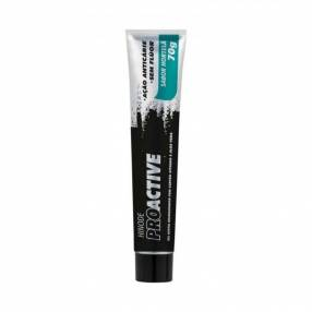 Crema dental pro active carbón activado hinode hnd