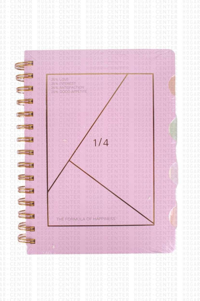 Cuaderno con Espiral - 0