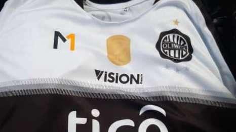 Camisetas de Olimpia y Cerro - 0