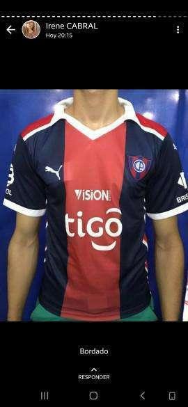 Camisetas de Olimpia y Cerro - 1