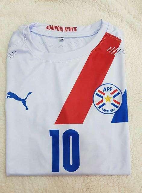 Camisetas de Olimpia y Cerro - 2