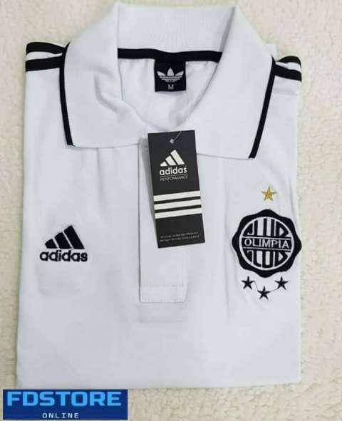 Camisetas de Olimpia y Cerro - 4