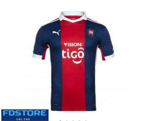Camisetas de Olimpia y Cerro - 6