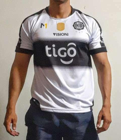 Camisetas de Olimpia y Cerro - 8