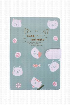 Cuaderno tapa dura 13x19cm