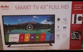 Smart TV Kolke 43 pulgadas FHD