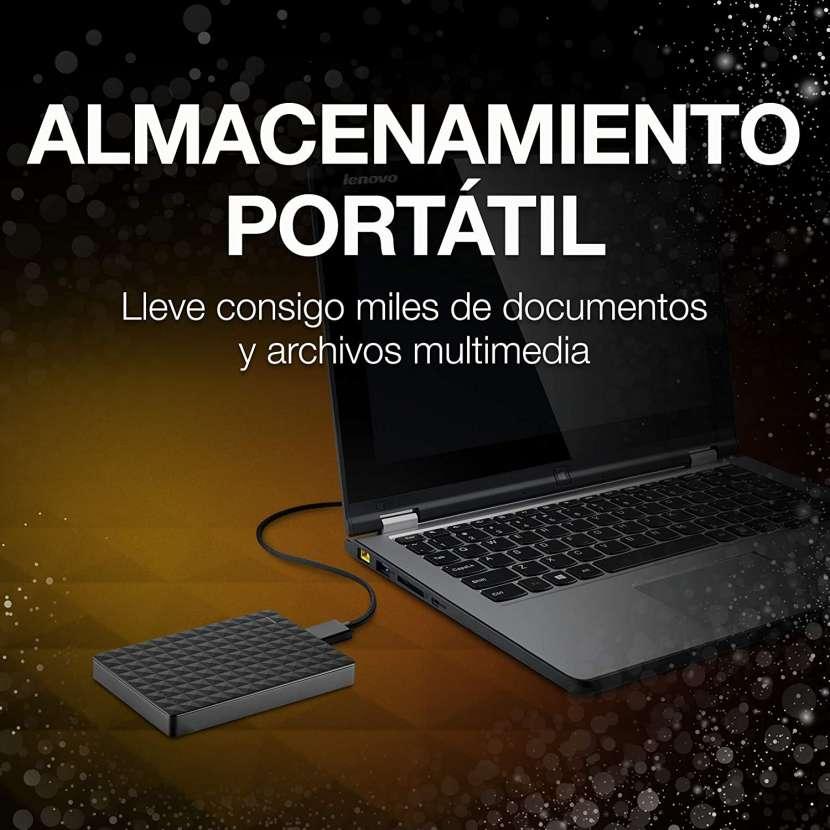 """Disco Duro Externo 2.5"""" 500GB - Seagate - 2"""