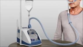 Dispositivo de terapia de oxígeno de alto flujo