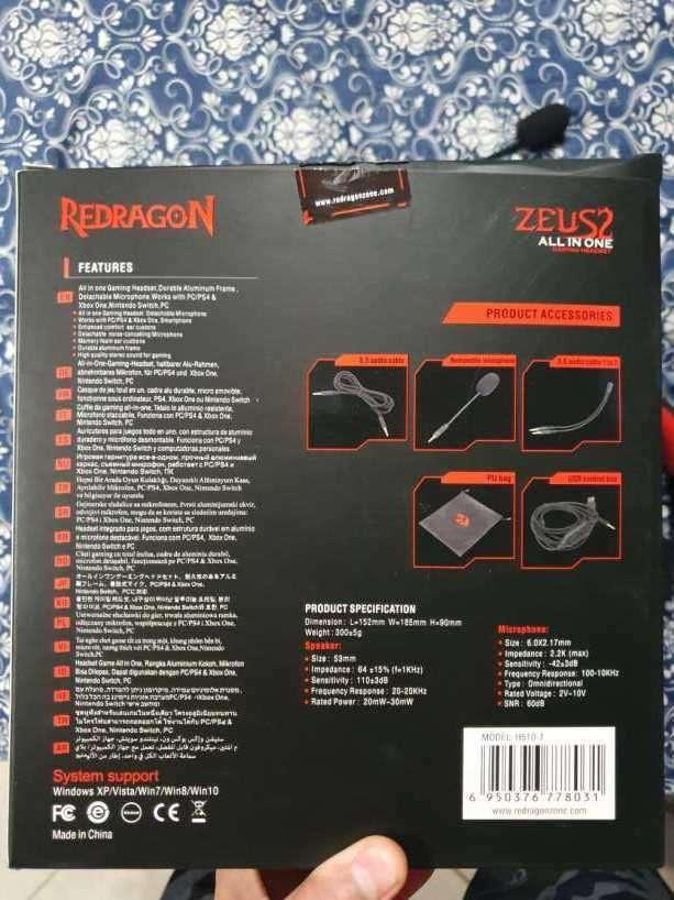 Auricular Zeus - 4