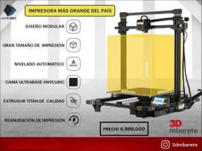 Impresora 3D de gran tamaño
