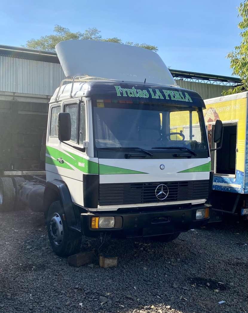 Mercedes Benz 1320 cabina plus 1990 - 0