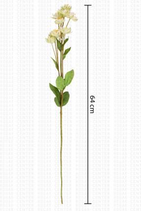 Flor artificial diente de león 64 cm