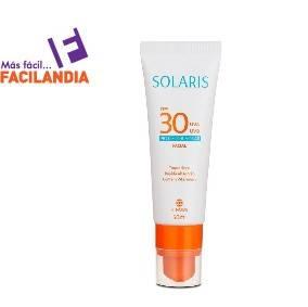 Protector solar facial Solaris