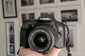 Cámara Canon T7 Kit
