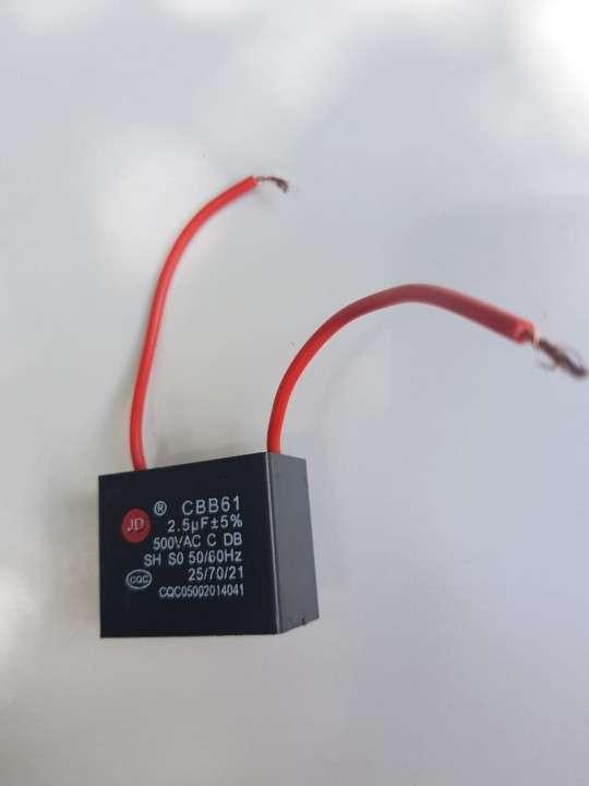 Capacitor para ventilador de techo - 0